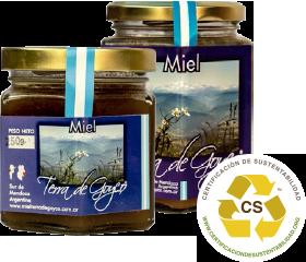 miel certificada